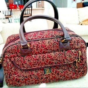 Diane Von Furstenberg DVF Weekender Overnight Bag
